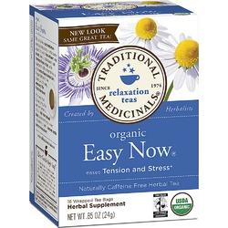 Traditional Medicinals - Easy Now Tea