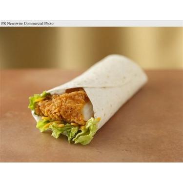 Wendy's Spicy Chicken Wrap