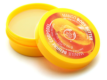 Image result for the body shop mango body butter
