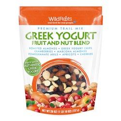 WildRoots Greek Yogurt Fruit and Nut Blend