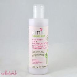 Amie Skincare - Petal Perfect 2-in-1 Cleanser & Toner