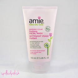 Amie Skincare - Morning Clear Purifying Facial Wash
