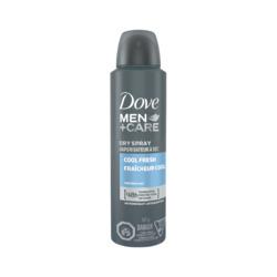 Dove Men+Care Cool Fresh Dry Spray Antiperspirant