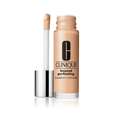 Clinque Beyond Perfecting Foundation + Concealer