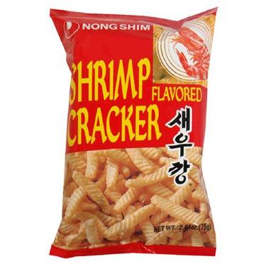 Nong-shim Shrimp Flavoured-Cracker