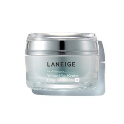 laneige white plus renew night cream