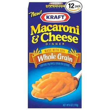 Kraft Dinner Whole Wheat
