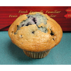 Tim Horton's Blueberry Muffin