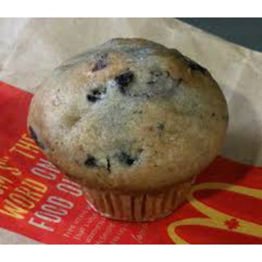 McDonald's Blueberry Muffin reviews in Snacks - ChickAdvisor