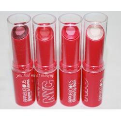 NYC Applelicious Glossy Lip Balm