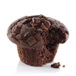 McDonald's Double Chocolate Muffin