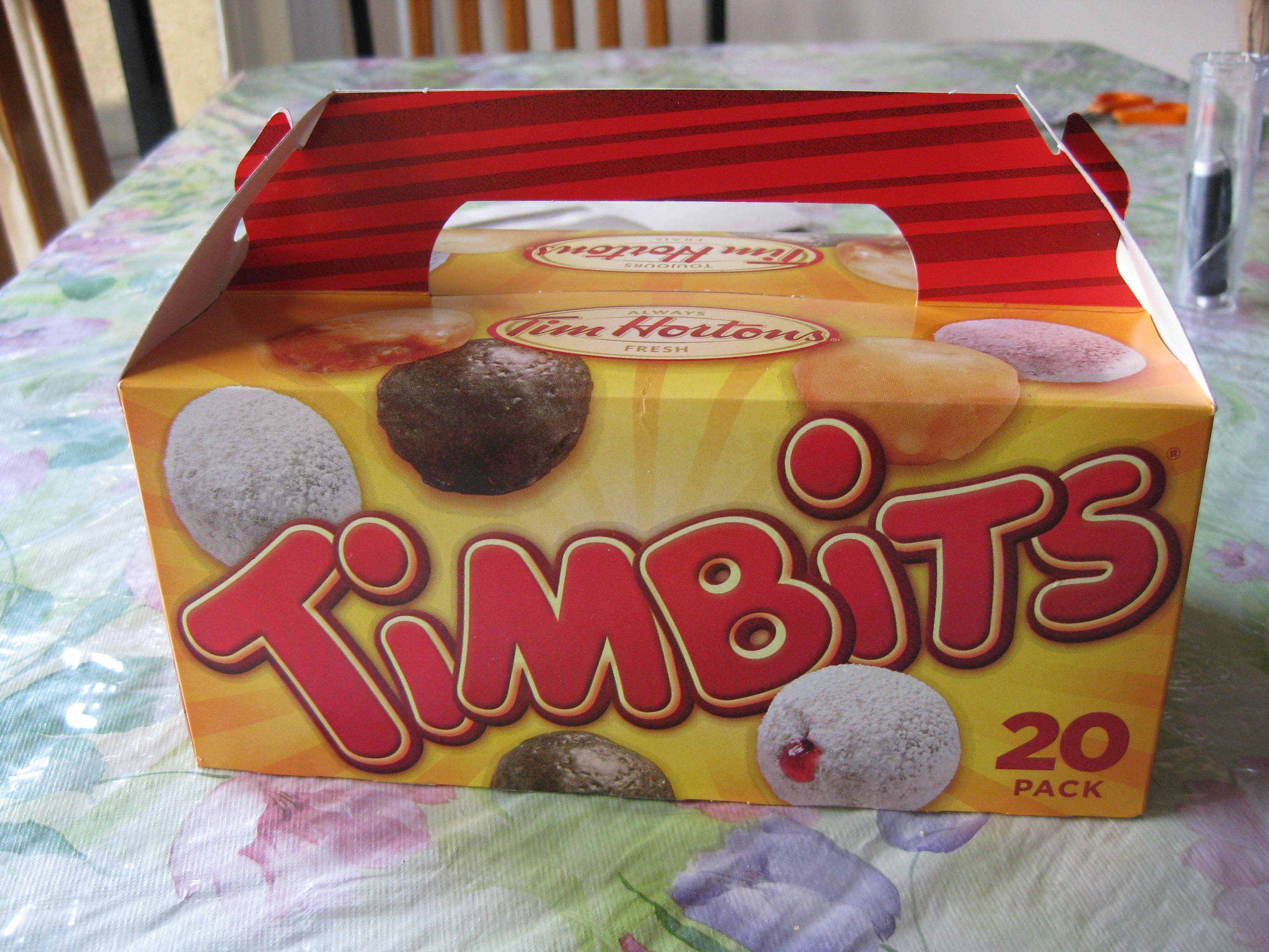 Tim Hortons Timbits Reviews In Fast Food Chickadvisor