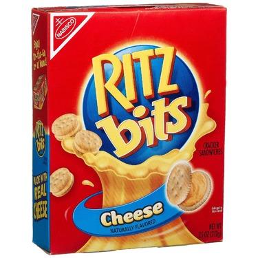 Ritz Cheese Bites