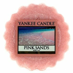 Yankee Candle Pink Sands Wax Tarts