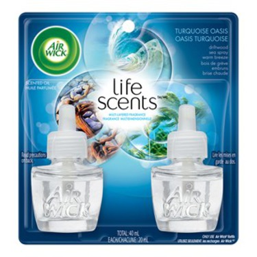 Air Wick Life Scents Turquoise Oasis Scented Oil