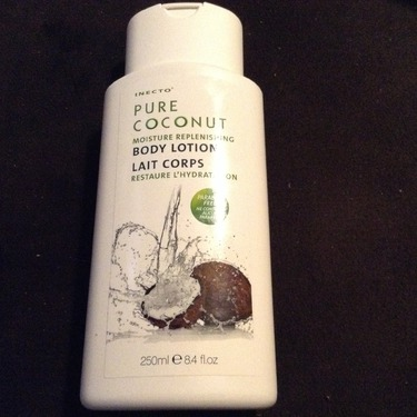 INECTO Pure Coconut Moisture Replenishing Body Lotion