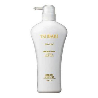 Shiseido Tsubaki Golden Repair Shampoo