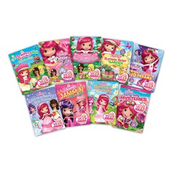 Strawberry Shortcake DVD Collection