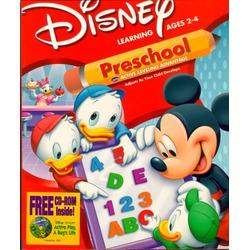 Disney Preschool Computer Game