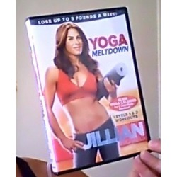 Jillian michaels yoga slim down