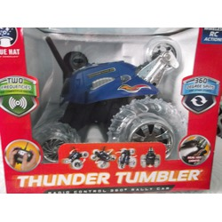 Thunder Tumbler Rally Car