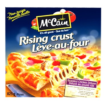 McCain Rising Crust Roasted Chicken Deluxe