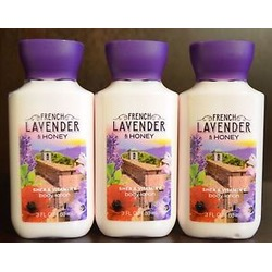 Bath & Body Works French Lavender & Honey Body Lotion