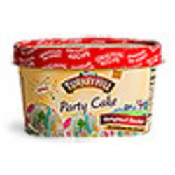 Turkey Hill Party Cake ice cream