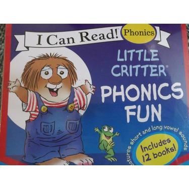 I Can Read Phonics Fun