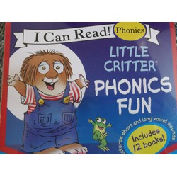 I Can Read Phonics Fun