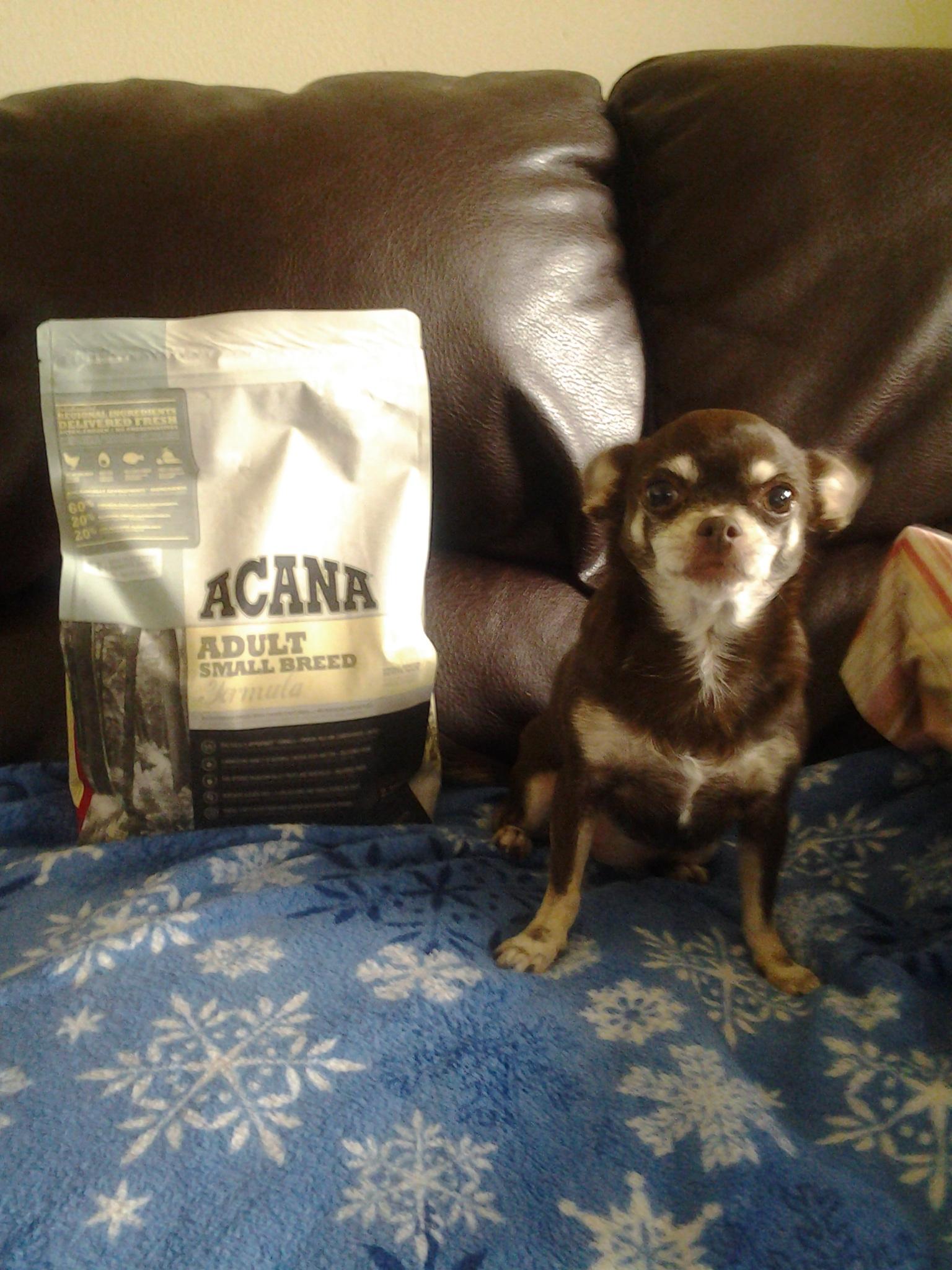 Dog Food Acana Pacifica