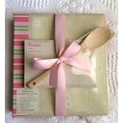 Hallmark Recipe Book Gift Set