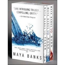 Breathless Trilogy by Maya Banks