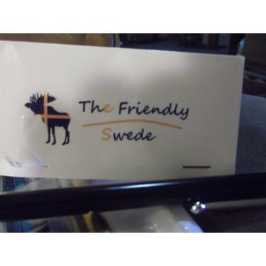 The Friendly Swede Stylus