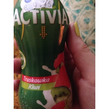 Activia Drinkable Strawberry Kiwi