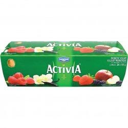 Activia Strawberry Yogurt - 24 pack
