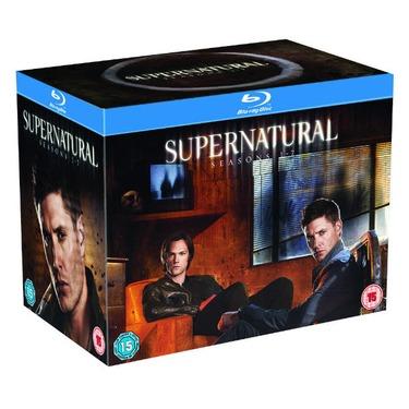 Supernatural Season1-7
