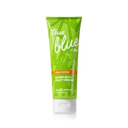 Bath & Body Works True Blue Spa Shea Butter Foot Cream