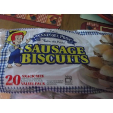 Tennessee Pride Sausage Biscuits