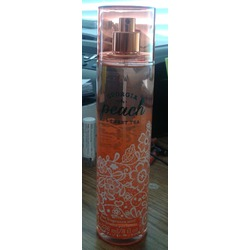 Bath & body works fine fragrance mist Georgia peach & sweet tea