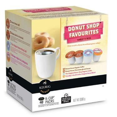 Donut House Coffee K Cups