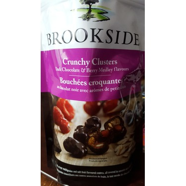 Brookside Chocolate Clusters Berry Medley