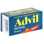 Advil Caplets Pain Reliever and Fever Reducer