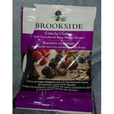 Brookside Crunchy Clusters Dark Chocolate & Berry Medley