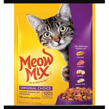 Meow Mix Cat Food reviews in Pet Products ChickAdvisor