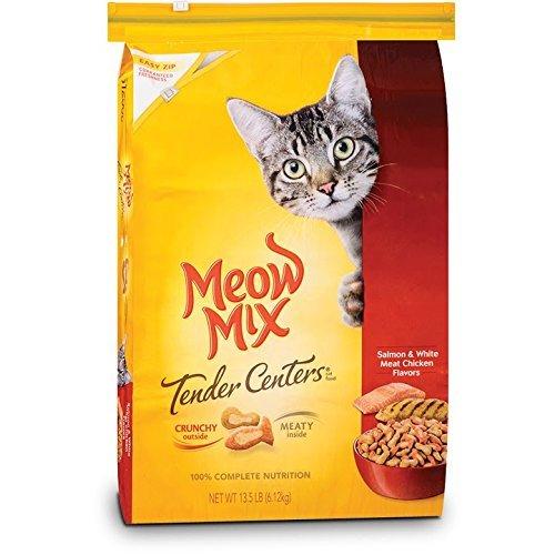 Meow Mix Food Reviews