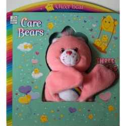 Care Bears Cheer Bear Puppet Book