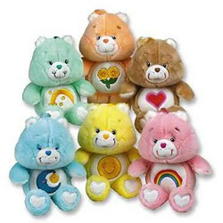 Care Bears Plush Animals