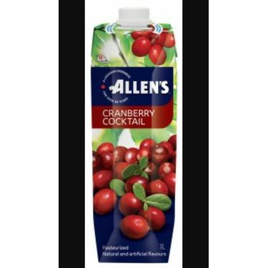 Allen's Cranberry Cocktail