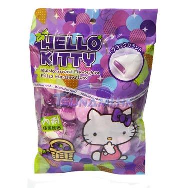 Sanrio Hello Kitty Blackcurrant Jam-Filled Marshmallows